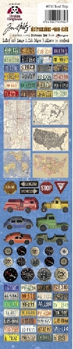 Tim Holtz - Road Trip Doo-Dads
