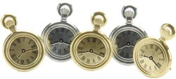 Eyelet Outlet Pocket Watch Brads