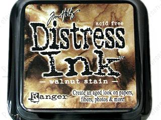Ranger Tim Holtz Distress Ink - Walnut Stain
