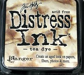 Ranger Tim Holtz Distress Ink - Tea Dye
