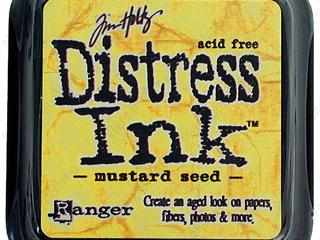 Ranger Tim Holtz Distress Ink - Mustard Seed