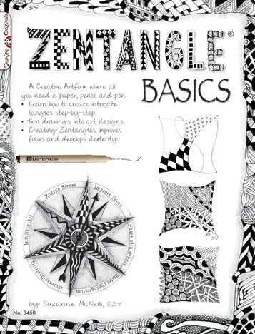 Design Originals - Zentangle 1 Basics