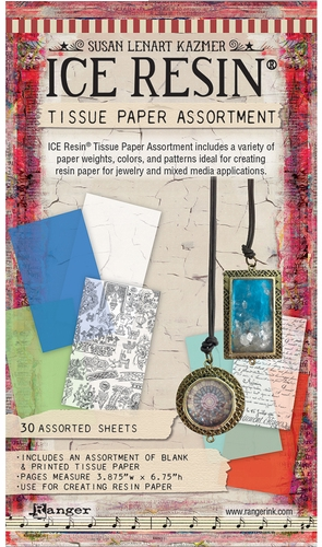 *NEW Ranger ICE Tissue Paper Assortment