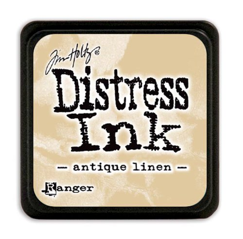 Ranger Tim Holtz Mini Distress Ink Pad - Old Paper