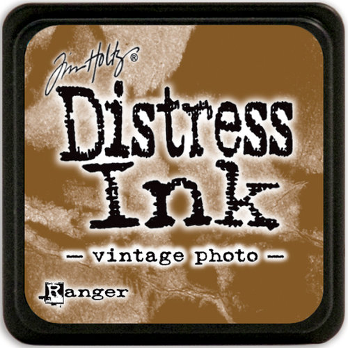 Ranger Tim Holtz Mini Distress Ink Pad - Vintage Photo