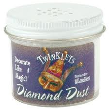 Twinklets Diamond Dust Crystal Glitter