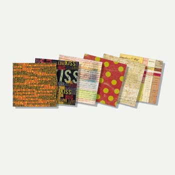 7 Gypsies 6 in. x 6 in. Soho Journey Paper Pack