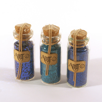 Art-C Glitter Assortment - Blues