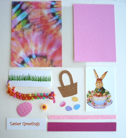Artist Trading Card Kit of the Month - April 2015 Easter Bunny