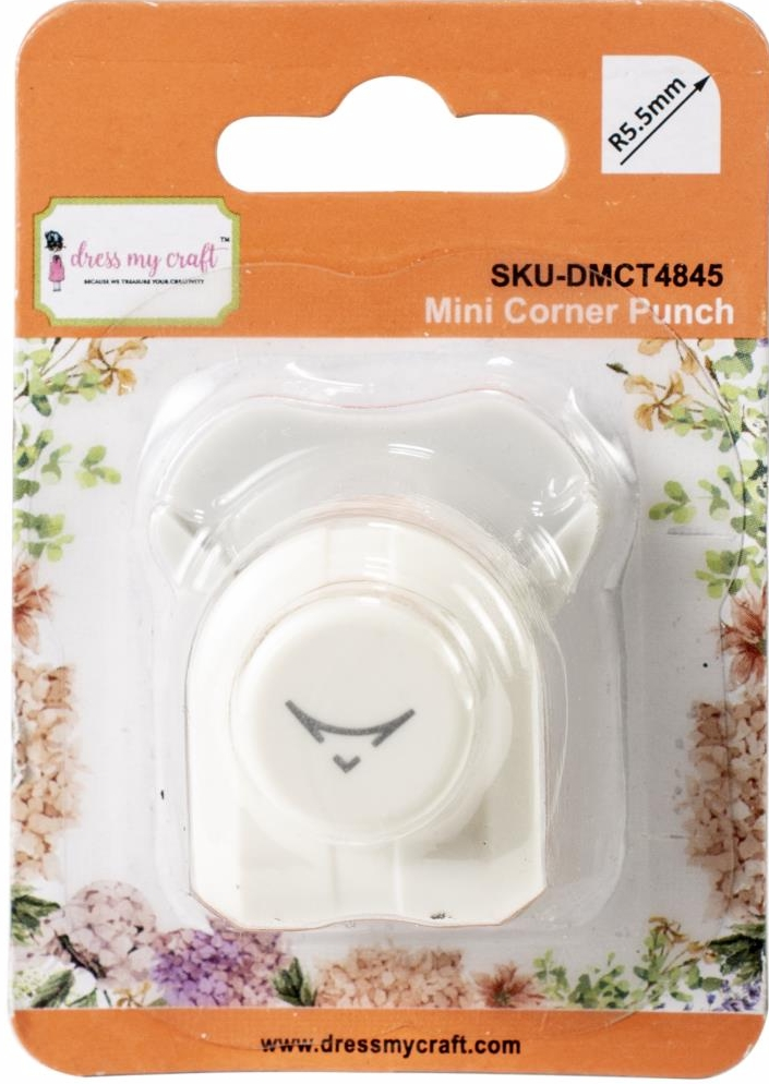 *NEW Dress My Craft Mini Corner Punch