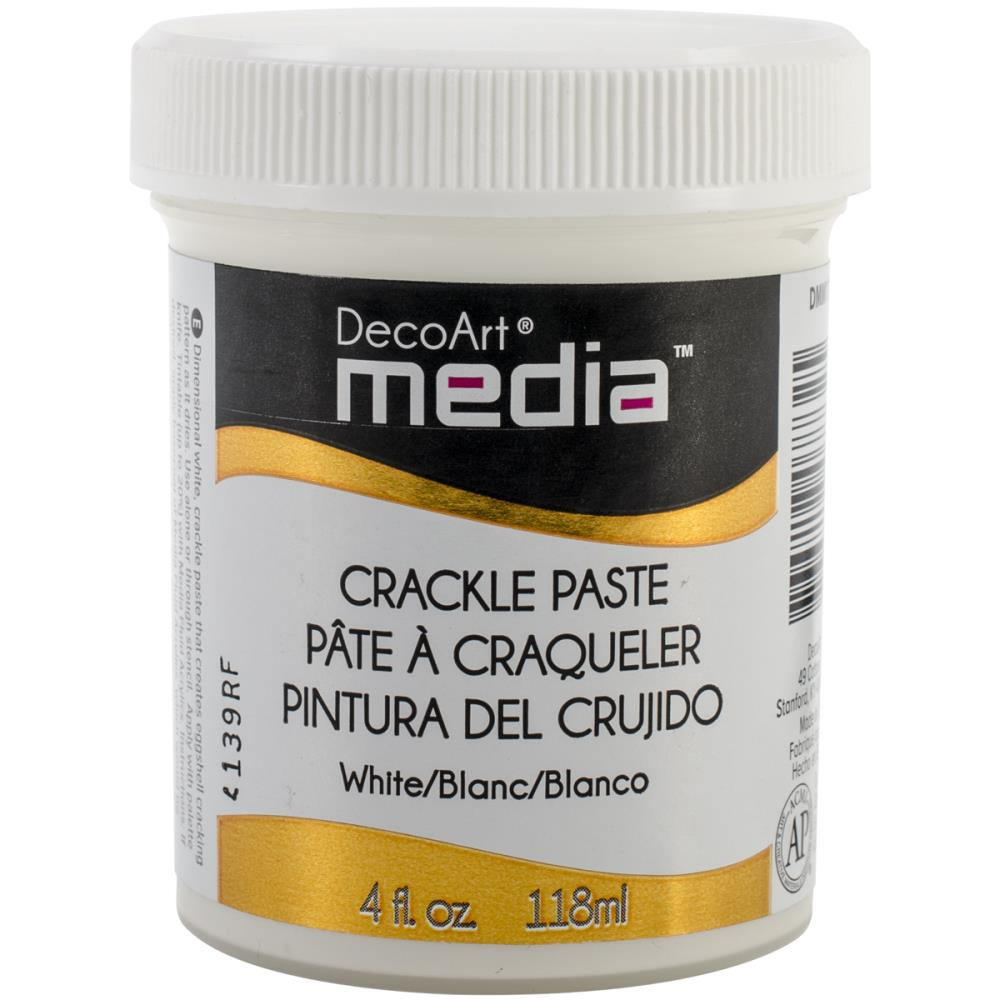 Deco Art Media Crackle Paint 4 oz.