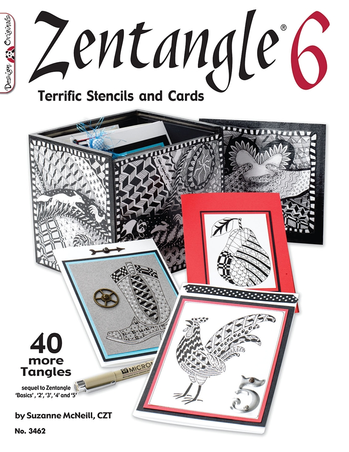 Design Originals - Zentangles 6