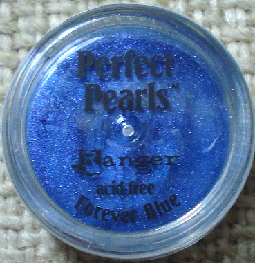 Ranger Perfect Pearls - Forever Blue