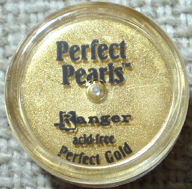 Ranger Perfect Pearls - Perfect Gold