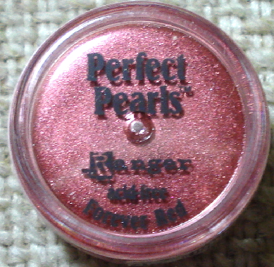 Ranger Perfect Pearls - Forever Red