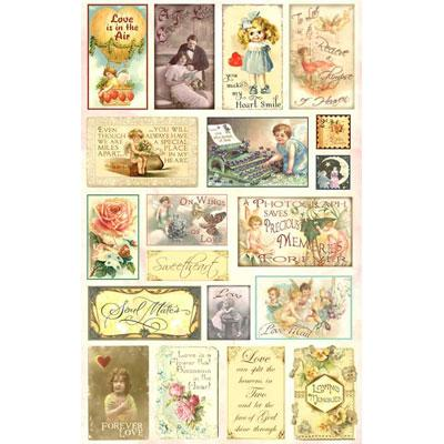 Crafty Secrets Heartwarming Vintage Cuts Love & Romance