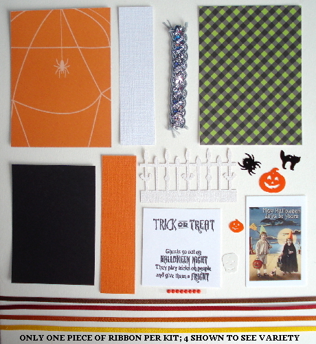 Artist Trading Card Kit of the Month - October 2016 Halloween