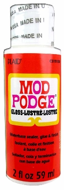 Plaid Mod Podge 2 oz. Gloss