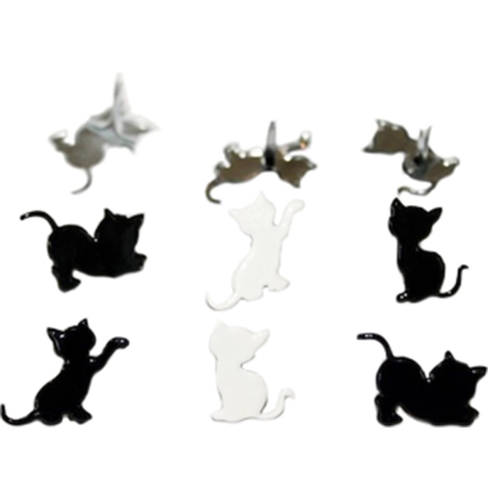 Eyelet Outlet Kitten Brads - 12/package