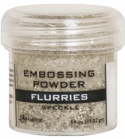 *NEW Ranger Industries Embossing Powder - Speckle Flurries