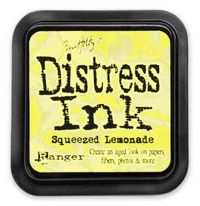 Ranger Tim Holtz Distress Ink - Squeezed Lemonade