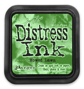 Ranger Tim Holtz Distress Ink - Mowed Lawn