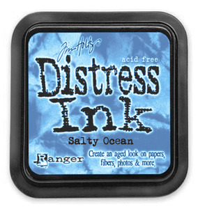 Ranger Tim Holtz Distress Ink - Salty Ocean
