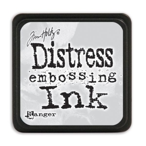 Ranger Tim Holtz Distress Mini Clear Embossing Ink Pad