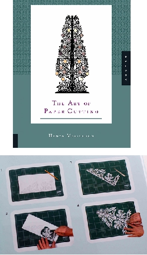 *NEW* The Art of Paper Cutting  25% OFF