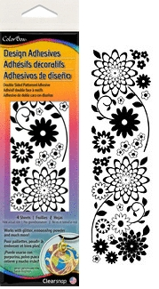Clearsnap Design Adhesives - Burst of Blooms