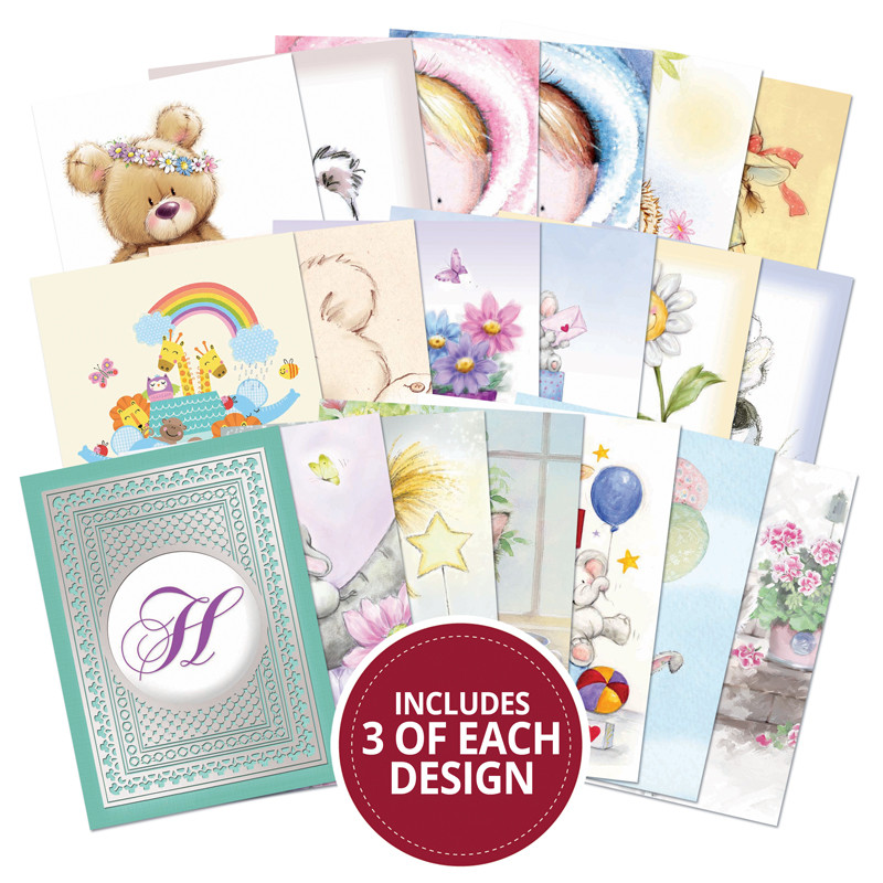 *NEW Hunkydory Crafts Topper Decks - Too Cute