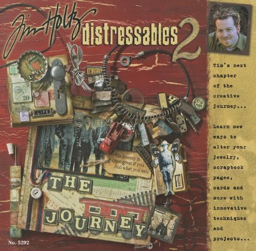 Tim Holtz Distressables 2 book