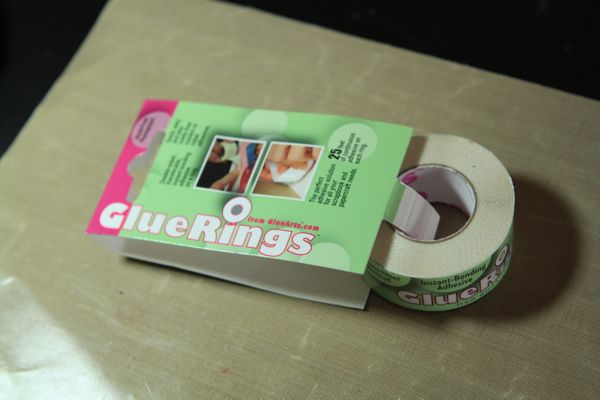 GlueArts Glue Ring 25 Feet of Adhesive