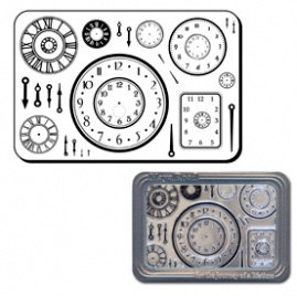Maya Road Clear Stamp Set - Clocks