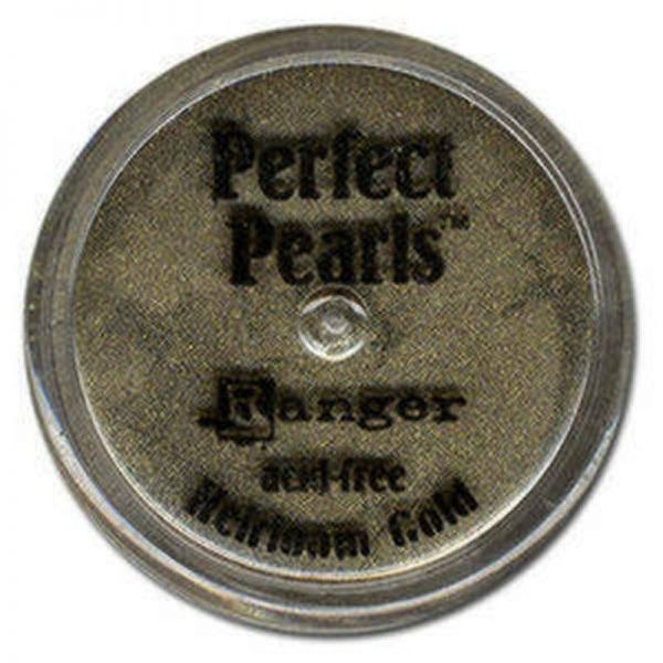 Ranger Perfect Pearls - Heirloom Gold