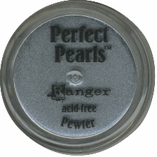 Ranger Perfect Pearls - Pewter