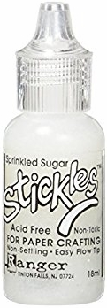 Ranger Stickles Glitter Glue .5 oz. Sparkled Sugar