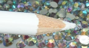 Bead, Pearl & Rhinestone Wax Picker Pencil Tool