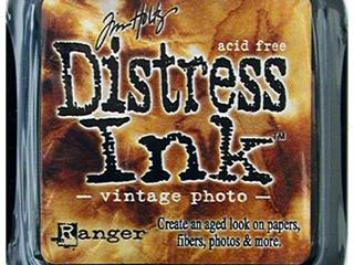 Ranger Tim Holtz Distress Ink - Vintage Photo