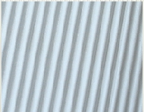 Canvas Corporation C-Fluted Corrugated 12 x 12 Paper - White